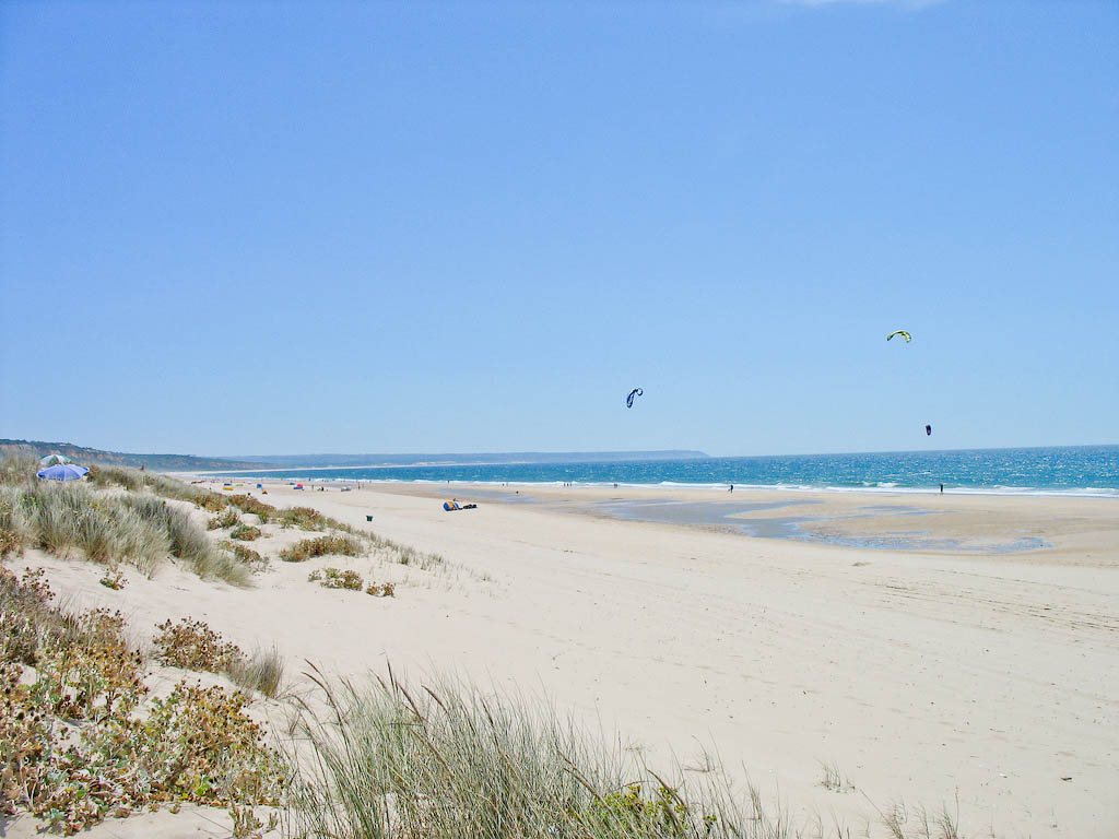costa da caparica beach