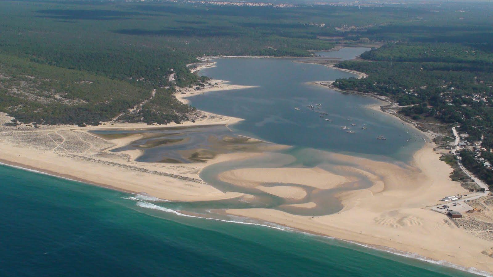 Lagoa de Albufeira ou Sesimbra Lagoa-de-albufeira