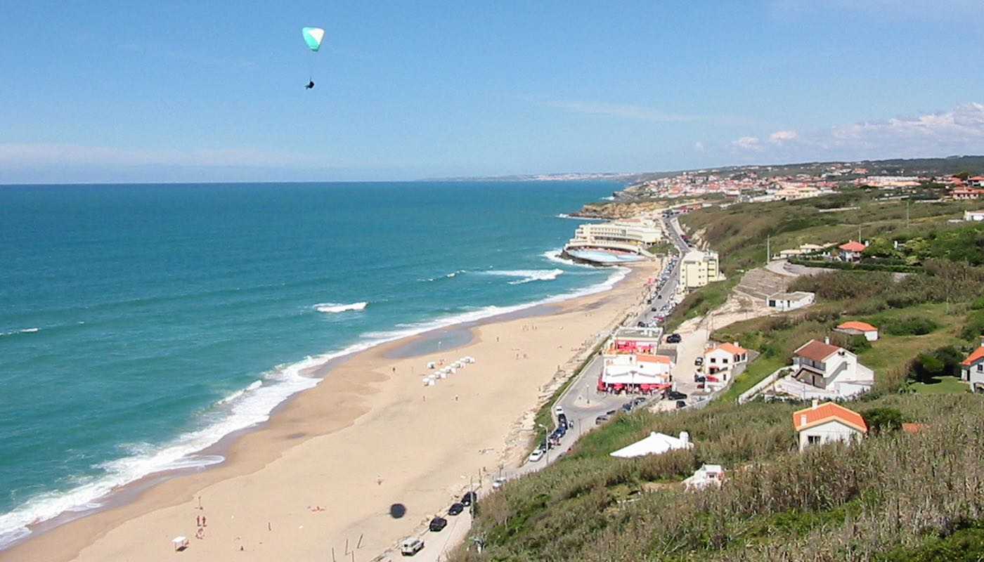 praia grande beachcam live - portugal best hd beach cams