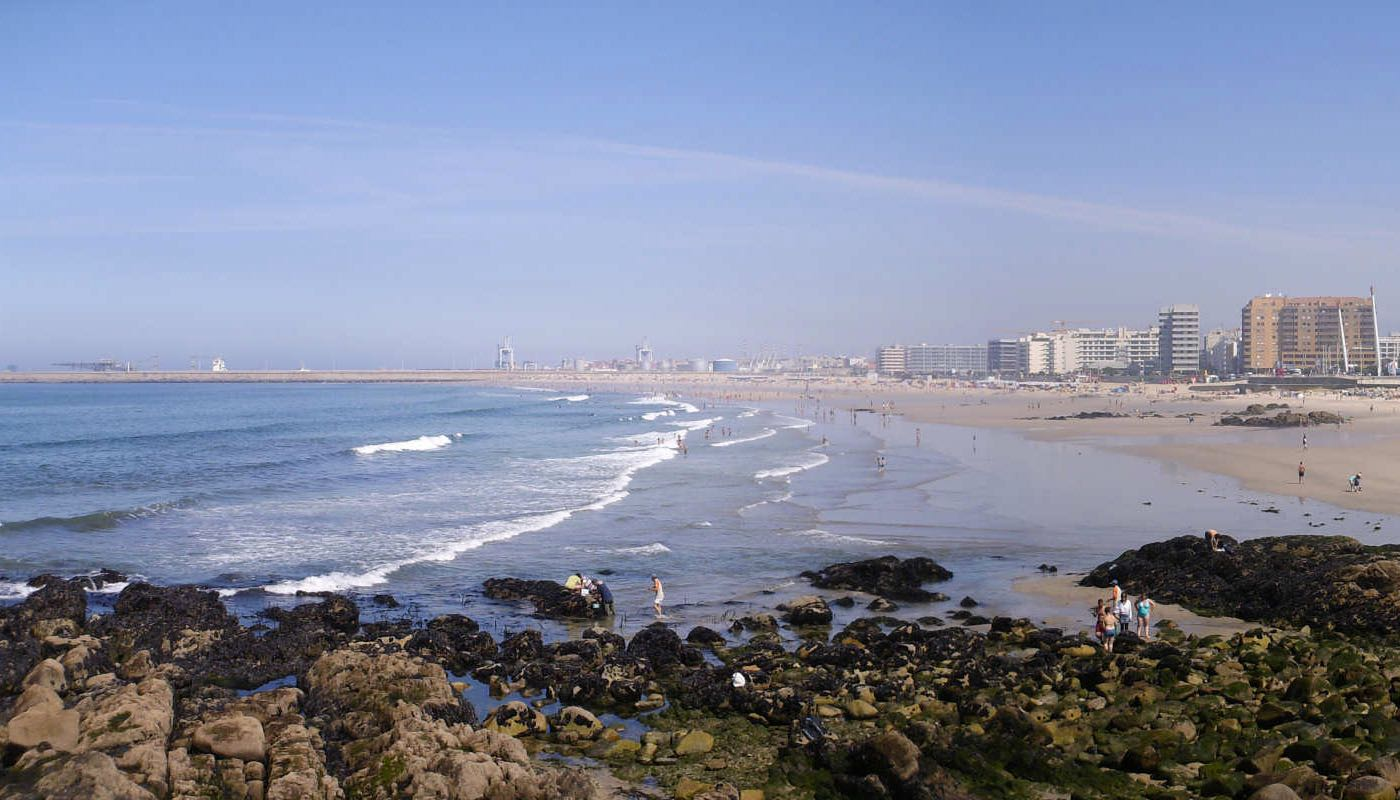 watch matosinhos beachcam live - portugal best hd beach cams
